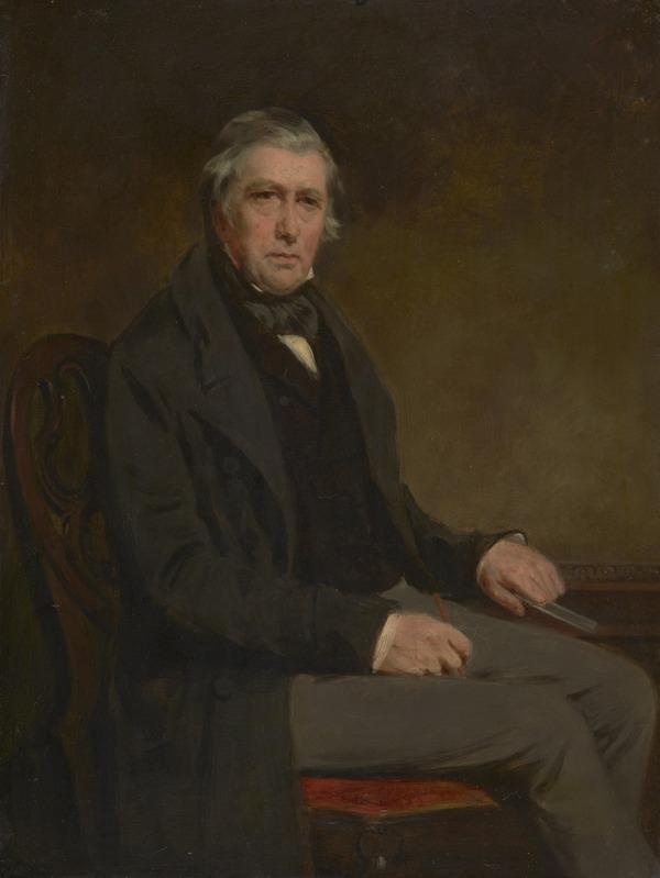 David Cox, 1783 - 1859. Landscape painter (About 1835)