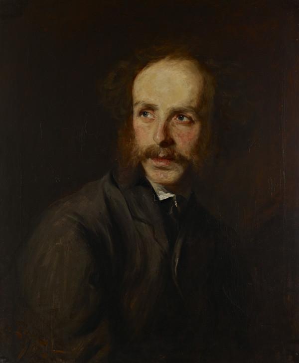 George Paul Chalmers, 1836 - 1878. Artist