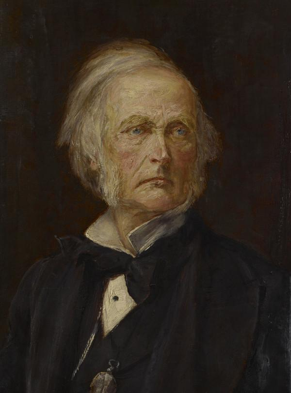 George Douglas Campbell, 8th Duke of Argyll, 1823 - 1900. Statesman