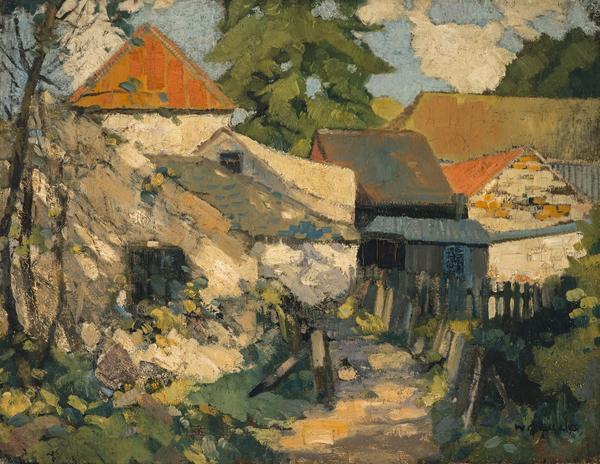 Sunshine, Cramond (About 1916 - 1921)