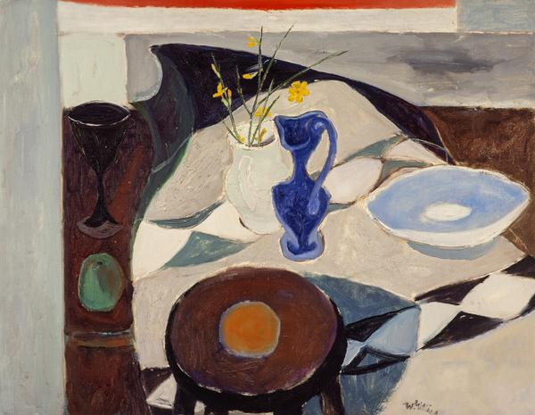 The Blue Jug (About 1952)
