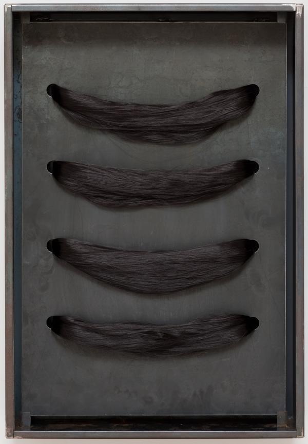 Untitled (Hair) (2004)
