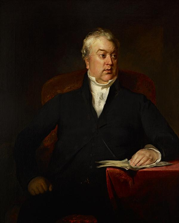 Patrick Robertson, Lord Robertson, 1794 - 1855. Judge and Dean of Faculty (About 1843)