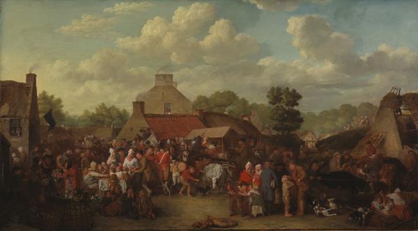 Pitlessie Fair (1804)