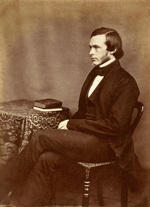 Joseph Lister, 1st Lord Lister, 1827 – 1912 (About 1855)