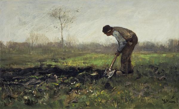Field Labour (1855 - 1888)