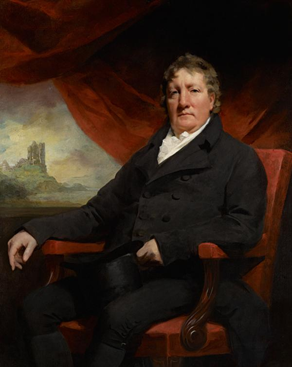 Thomas Francis Kennedy of Dunure (1788 - 1879) (About 1812)