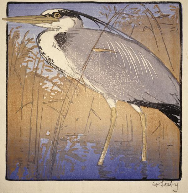 Heron (no. I) (About 1908)