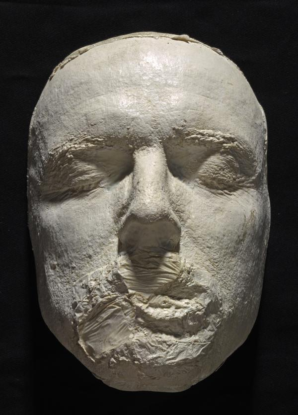 Mask of Professor R.J. Steele, born 1952 (2002)