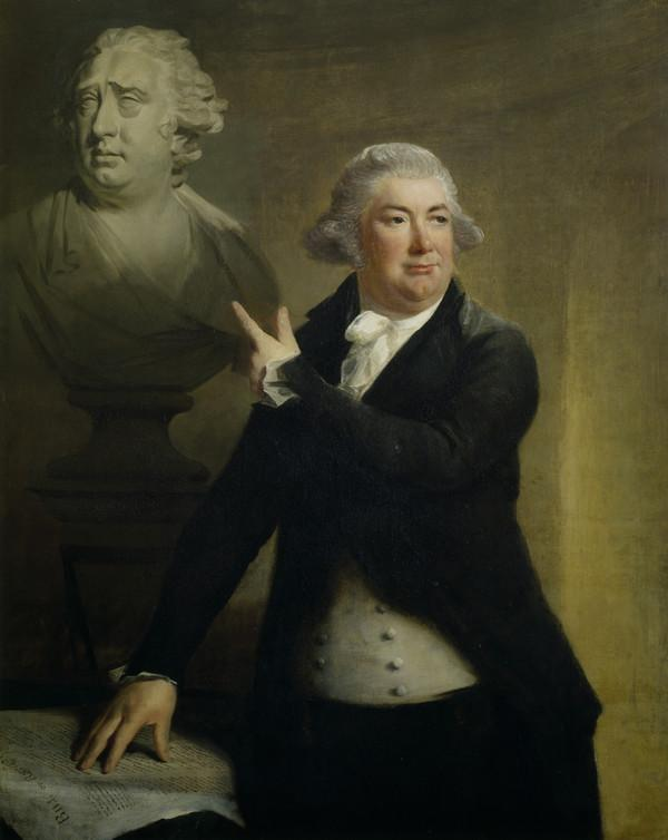Robert Cunninghame Graham of Gartmore, d. 1797. Poet and politician (1794)