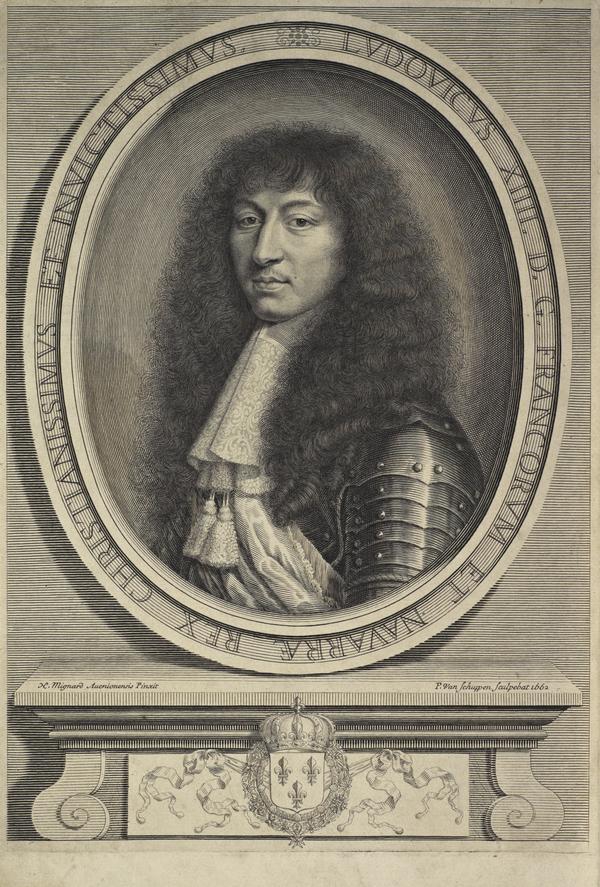 Louis XIV, 1638 - 1715. King of France (1662)