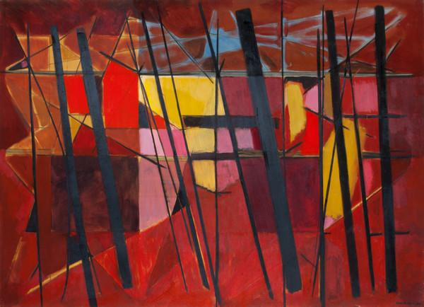 Red Painting (1957)