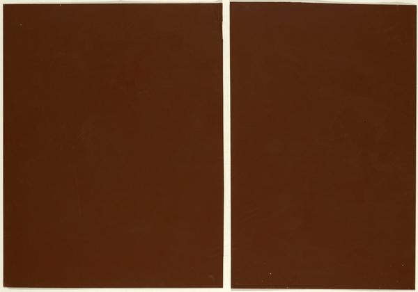 For Brown Environment (1964)