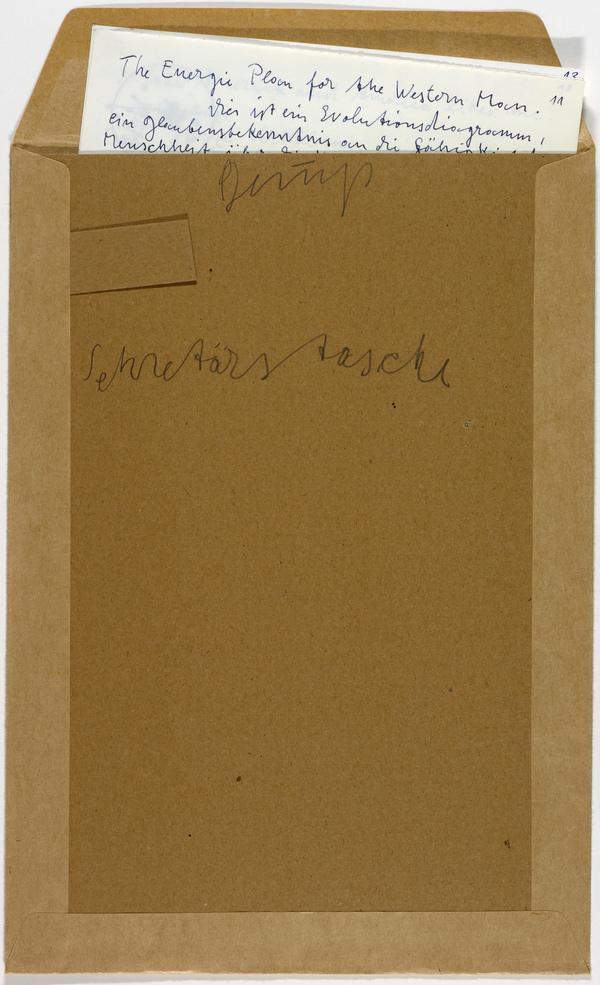 Sekretariatstasche (1976)
