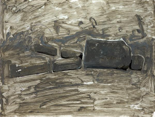Jungfrau (Holz) Wooden Virgin (1958)