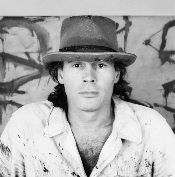 Brice Marden (1986)