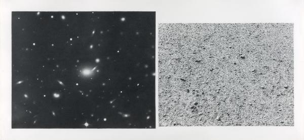 Untitled (Desert-Galaxy) (1974)
