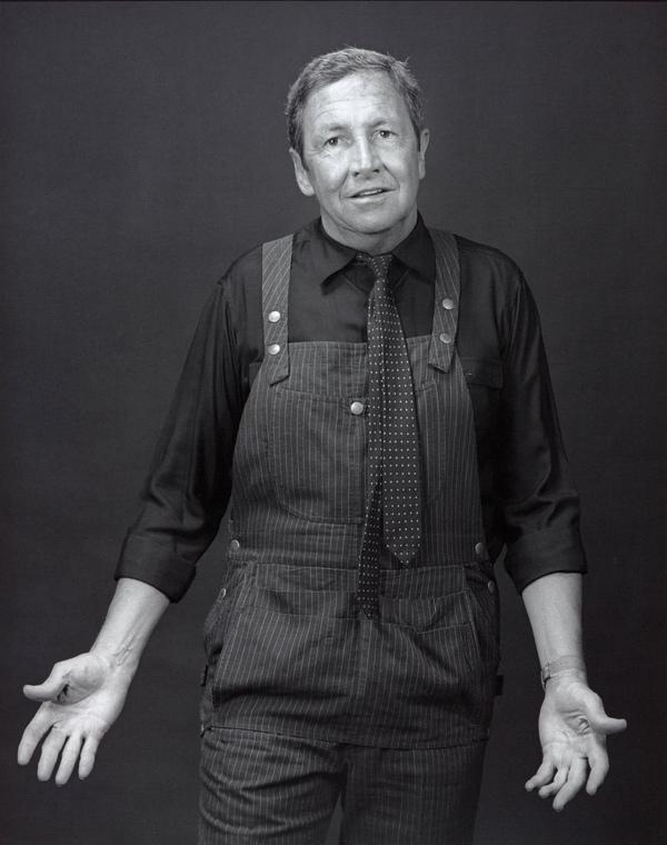 Robert Rauschenberg (1983)