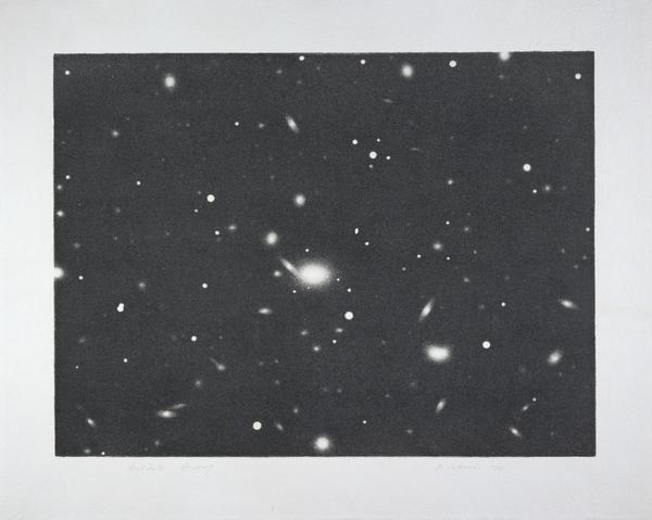 Untitled Portfolio: Galaxy (1975)