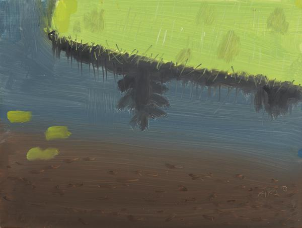 Homage to Monet (2010)