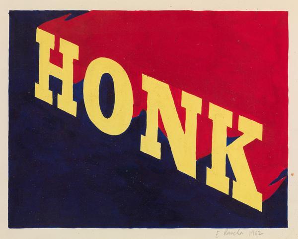 HONK (1962)