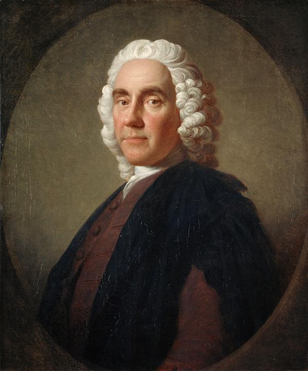 Alexander Monro of Auchenbowie ('Primus'), 1697 - 1767 (about 1750)