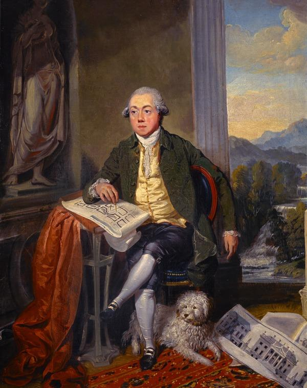 James Craig, 1739 - 1795. Architect (About 1781)