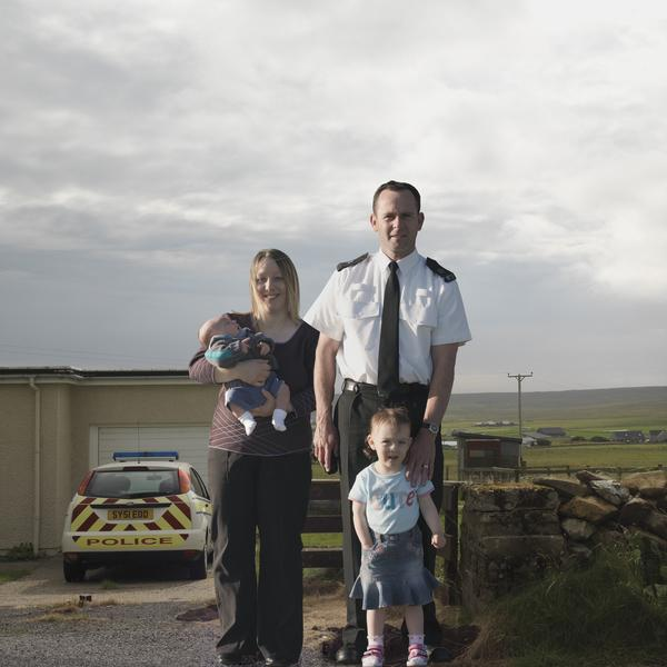 PC Scott Haig, Northern Constabulary (2006)