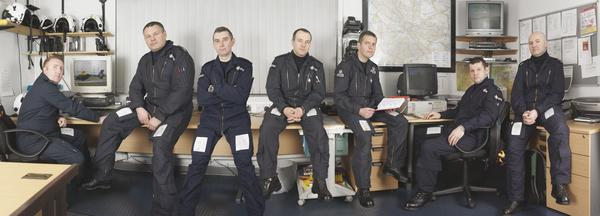 Air Support Unit, Strathclyde Police (2006)