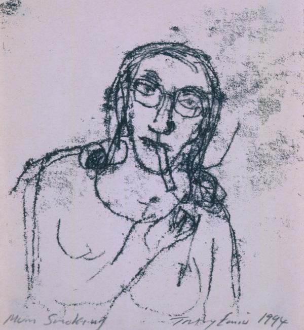 Mum Smoking (from Family Suite) (1994)