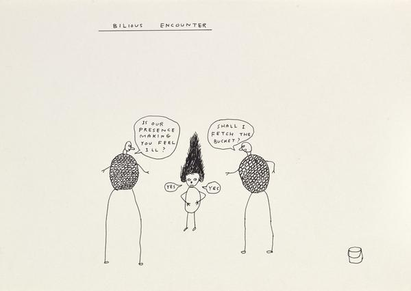 Untitled (Bilious Encounter) (1998)