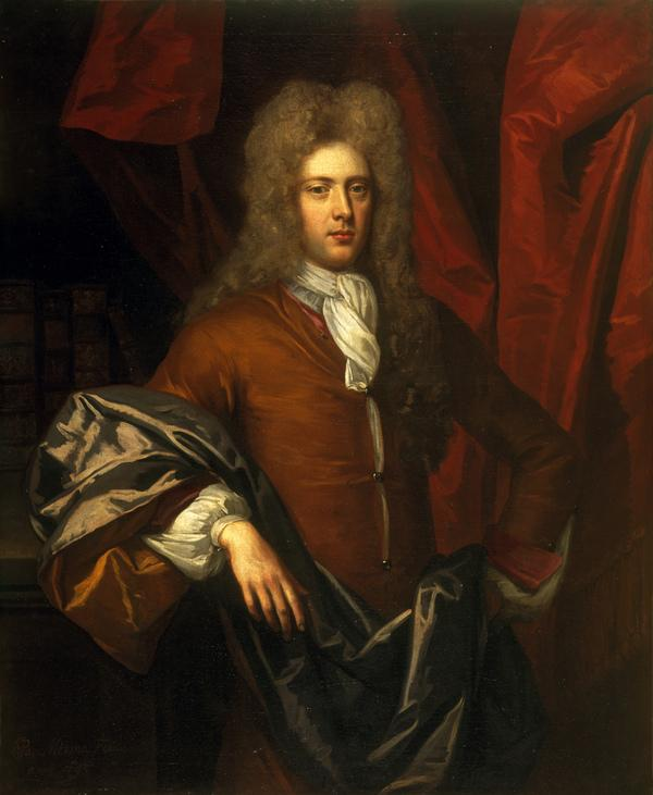 James Ogilvy, 1st Earl of Seafield, 1663 - 1730. Lord Chancellor (1695)