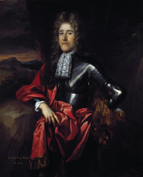 George Melville, 1st Earl of Melville, 1636 - 1707. Statesman (1691)