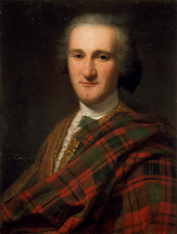 John Drummond, 4th titular Duke of Perth, 1714 - 1747. Jacobite (1739)