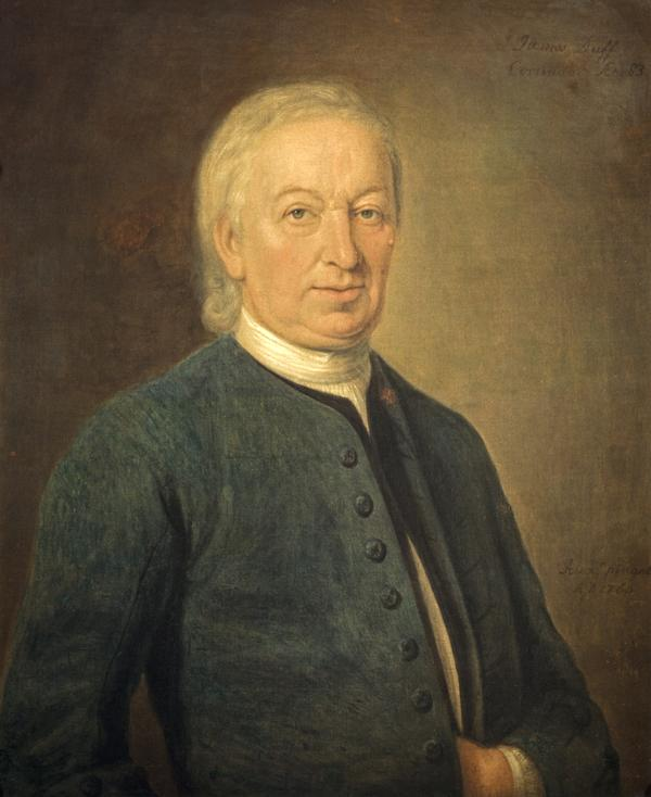 James Duff of Corsindae (1678 - 1762) (1760)