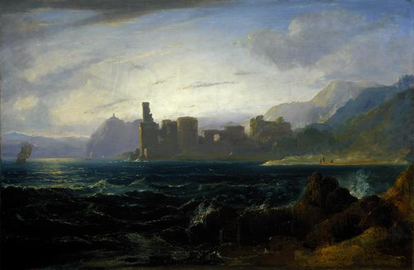 On the Firth of Clyde (about 1830)