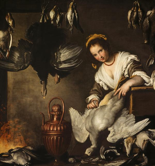 The Cook (About 1630 - 1640)