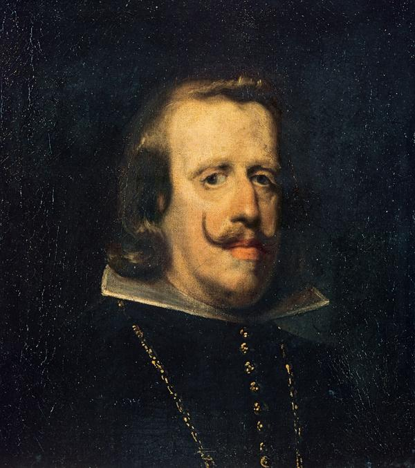 King Philip IV of Spain (1605 - 1665) (after 1660)