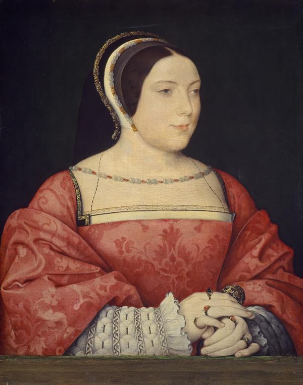 Madame de Canaples (Marie d'Assigny, 1502 - 58) (About 1525)