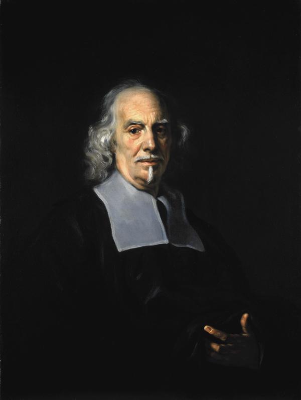 Portrait of Gianlorenzo Bernini (1598 - 1680) (About 1675)