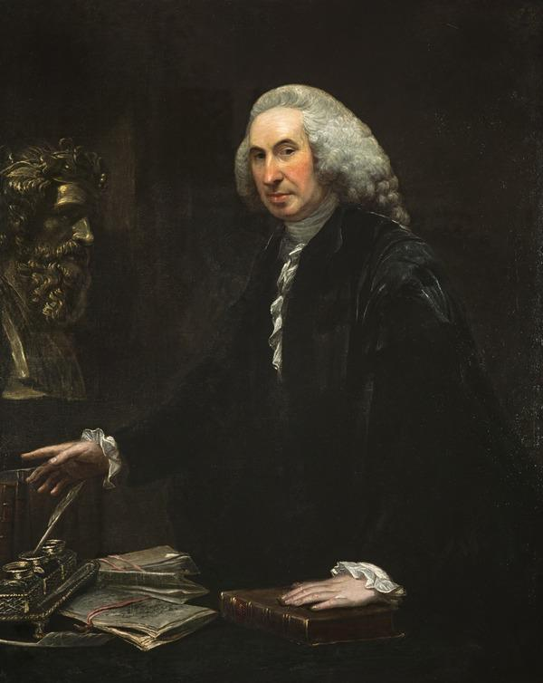 William Cullen, 1710 - 1790. Chemist and physician (1776)
