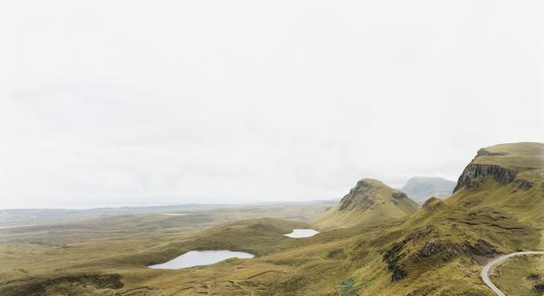 Quiraing I, Isle of Skye from the series Horizons