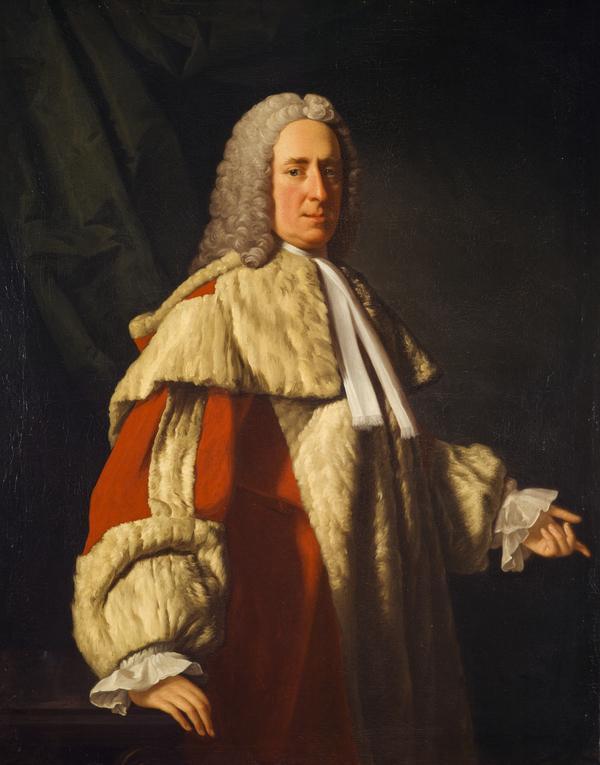 Archibald Campbell [Mac Cailein Mòr], 3rd Duke of Argyll, 1682 - 1761. Statesman (1744)