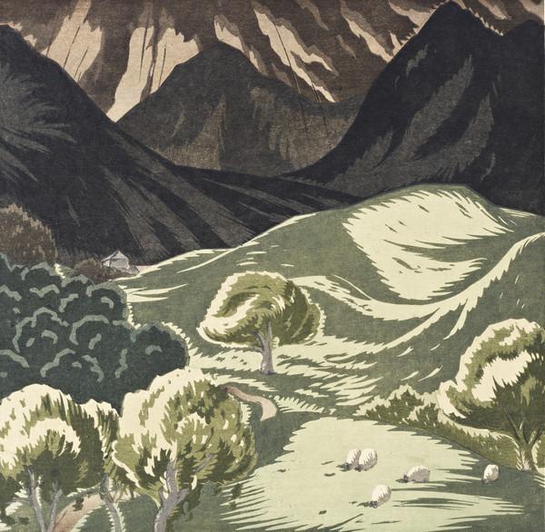 Arran Landscape (1946)