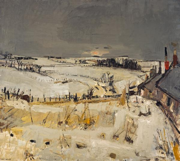 Snow (About 1958)