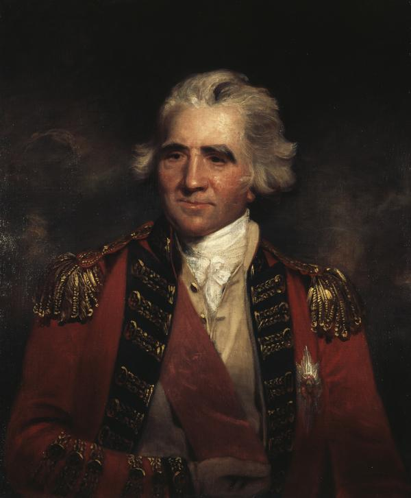 Sir Ralph Abercromby, 1734 - 1801. General (About 1787)