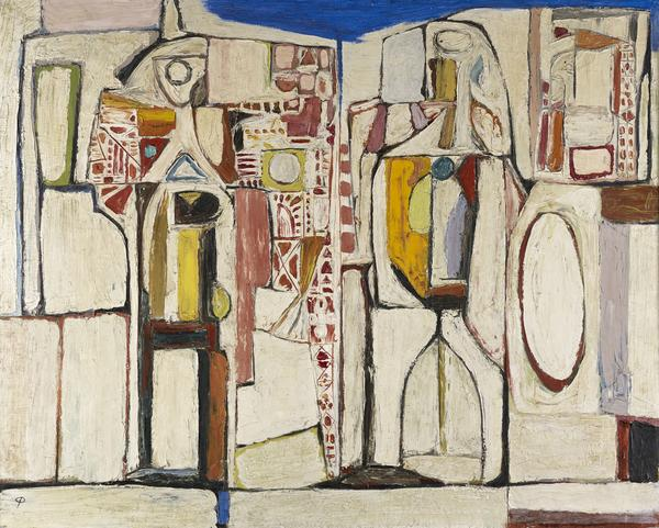 Figures in a Landscape (1953)