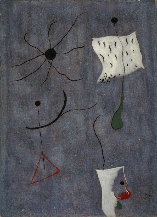 Peinture [Painting] (1927)
