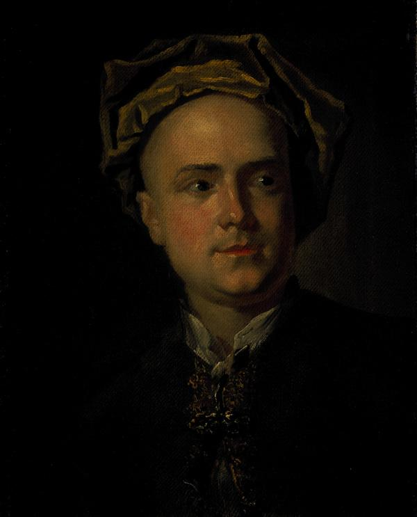 John Gay, 1685 - 1732. Poet and dramatist (About 1720)