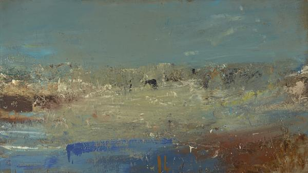 Seascape (Foam and Blue Sky) (1962)
